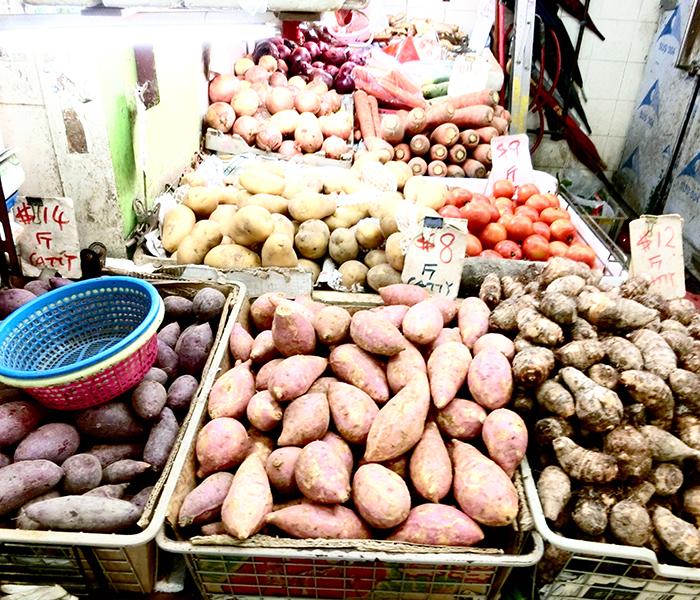 米原康正世界の味旅 市場