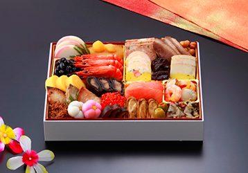 伝統和食と創作洋食の豪華な饗宴