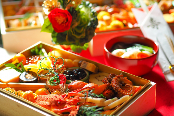 和洋中とジャンルも多彩な高級おせち料理
