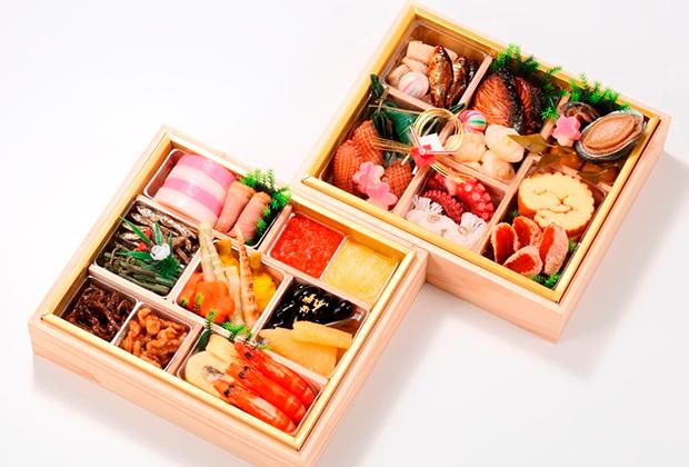金沢の料亭による和風のおせちを少人数用にアレンジしたシリーズ。