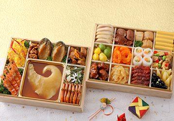 伝統の技が詰まった彩ゆたかな中華おせち