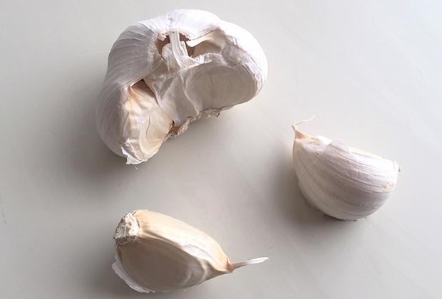 ガーリック、にんにくも青森の特産です。