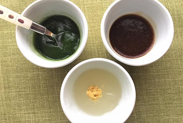 しょうがのほか、プレーンや抹茶、コーヒー味