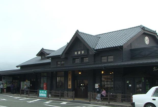 JR九州阿蘇駅