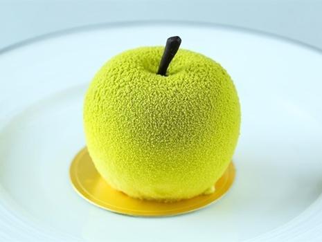 食べるのがもったいない!と感じてしまうほどの可愛らしい「原宿りんご」