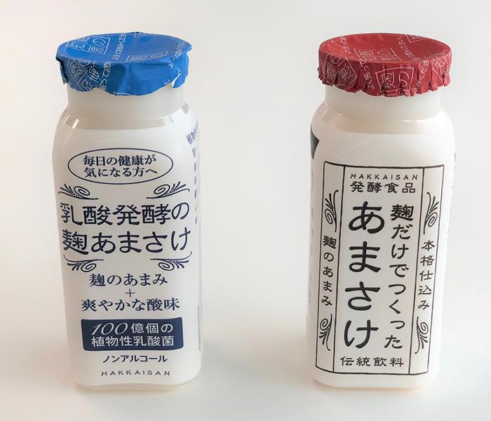 麹だけでつくったあまさけ・乳酸発酵の麹あまさけ/八海醸造株式会社