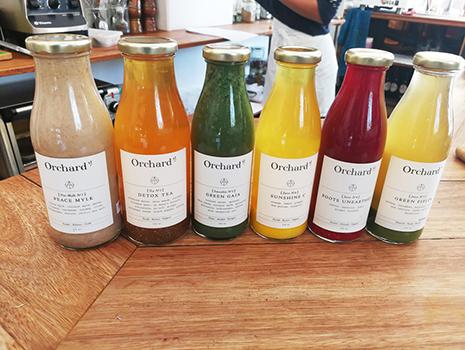 1日6本のジュースを食事代わりに飲むクレンズ・プログラム