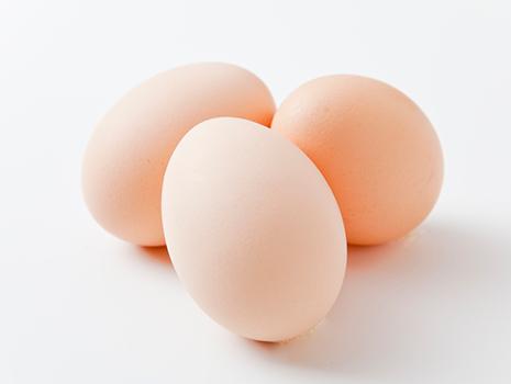 岐阜県大垣産の「さくら卵」