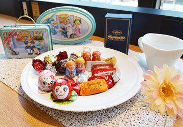 カファレルバレンタインチョコレート2018  オススメの楽しみ方! 座談会・試食会レポート