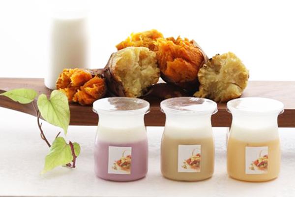 7年かけてついに完成! GINZA SIXにて鹿児島県産の究極の焼芋デザート『とろ~り焼芋』発売開始!