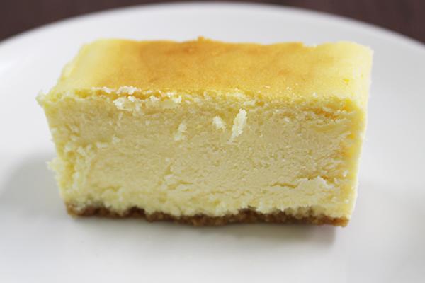 チーズケーキ:山田牧場の『贅沢チーズケーキ』