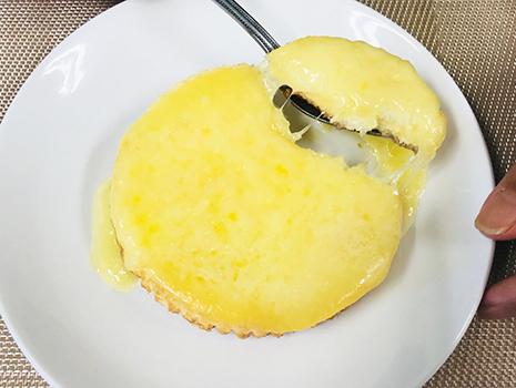 このトロトロのチーズがまたすごい!