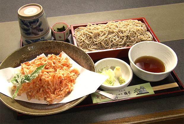 小田原の根源的な食文化を感じる、全国屈指の蕎麦の名店