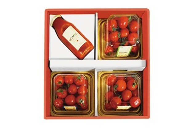 トマトとジュースがセットになった人気のお試しセット!