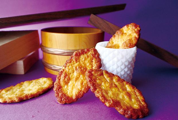 ショップのコンセプトにもあるように、「焦がししょうゆパイ」も地元・奈良とつながりのある食材を使用しています。