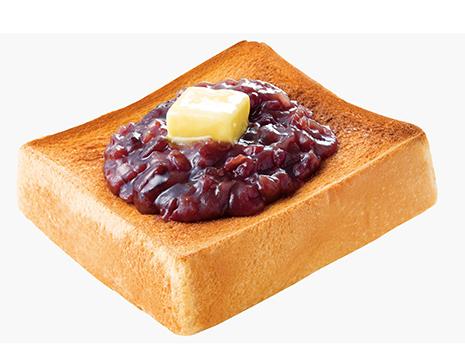 モーニングに代表される喫茶店文化、小倉トースト