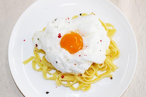 パスタソース:新潟県・オークリッチ『卵と生パスタのセット』