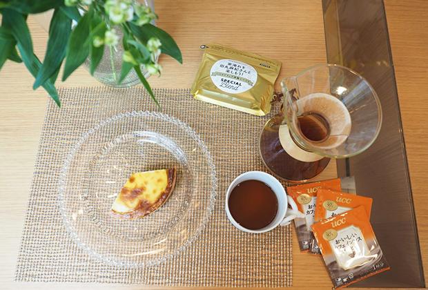 この日はティンカーベル好きの主人がお茶の支度をしてくれました
