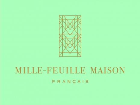 ミルフィユ メゾン フランセといえば、おしゃれなグリーンのパッケージが有名