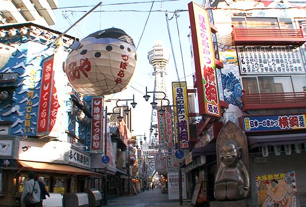 大阪は暮らしたことのない人にとっては、ゴチャゴチャとした印象を受けるようだが、それはオオサカ的気質がもたらす幻想ではなかろうか