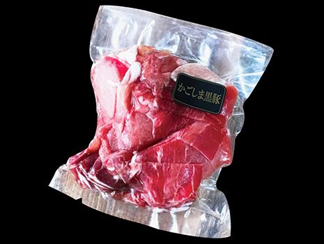 ジューシーな脂身で色々な料理に使える小間切れ肉