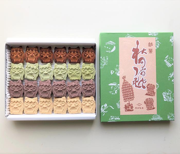 なまはげ諸越/岡田製菓有限会社