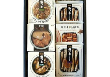 ROJI日本橋人気缶つまセット/国分