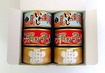 木の屋彩り缶詰セットA/木の屋石巻水産