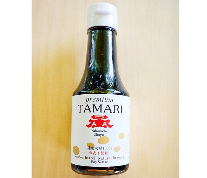 「premium TAMARI」/岡直三郎商店