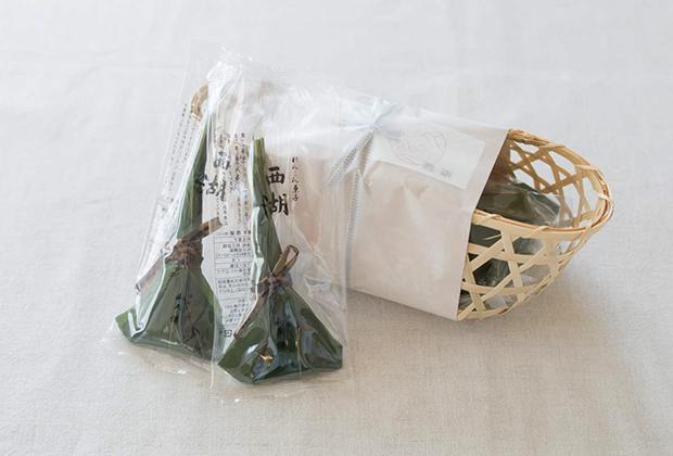 今回は、京都の料亭として有名な和久傳さんの紫野和久傳から『れんこん菓子 西湖』をご紹介します