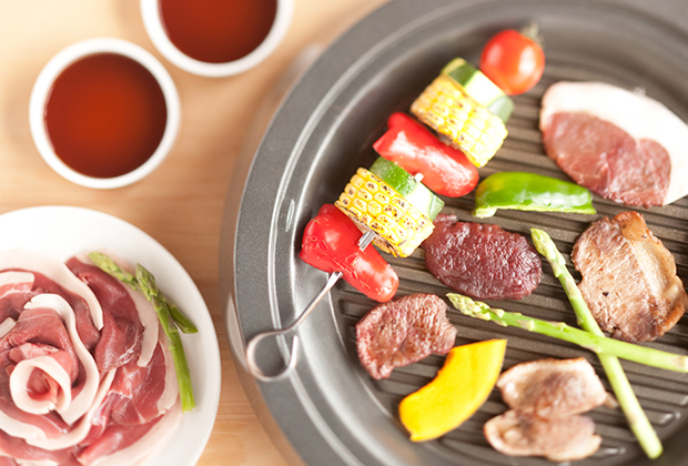 暑くて疲れそうなときはジビエの焼肉で栄養補給が一番!
