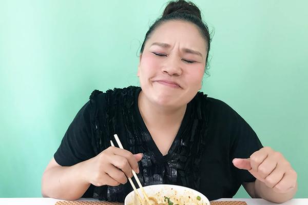 冷やし麺:愛知県/桔梗庵の『台湾まぜそば』