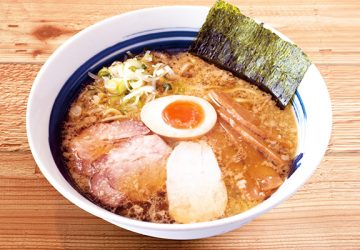 澄んだスープとコクのある味わいが絶品! 東京ラーメンの老舗・直久の『こく旨醤油らーめん』