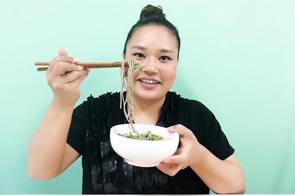 冷やし麺:山形県/酒井製麺所の『冷たい肉そば』