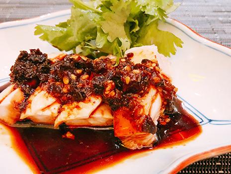 大津シェフが、地元である清澄白河で開いたモダンな中国料理店