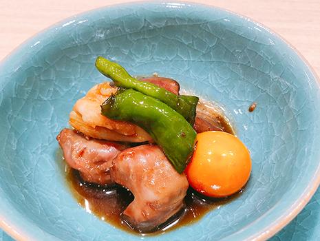日本料理ではけっこう珍しい、女性料理長・堀内さやかさんのお店