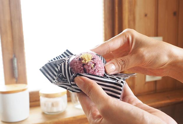 レンジでチンするだけで食べられる手軽さがとっても便利!