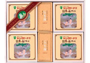 薬用入浴剤 ヤングビーナスにごり湯セットMV-50 / ヤングビーナス薬品工業
