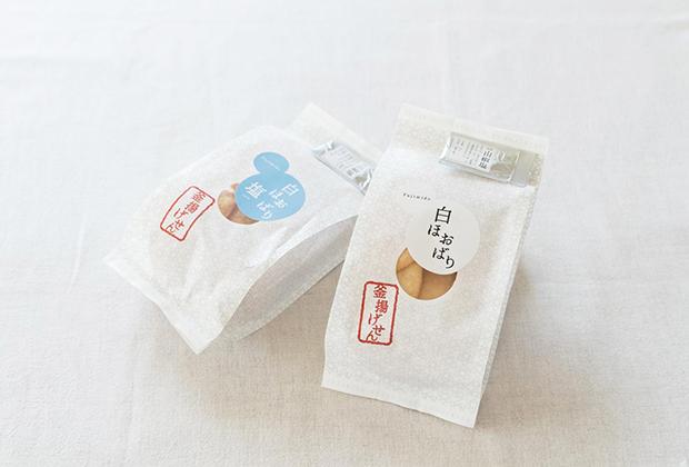 今回ご紹介するのは、テレビ、雑誌、新聞と多くのメディアで取り上げられている富士見堂さんの『白ほおばり』です