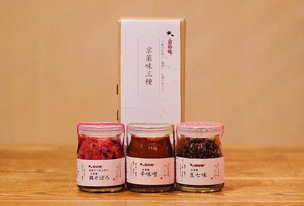 """これ一つで料理・食材が""""京都の味""""""""つじやの味""""に大変身"""