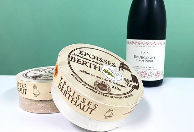 エポワスとワインを一緒に買えるお店を発見しました! それが、六本木の「ワインショップソムリエ」です!