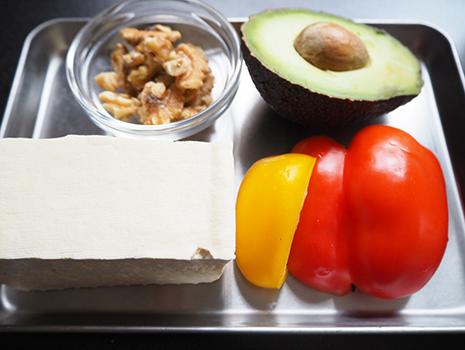 手軽に作れるお豆腐料理の「白和え」のレシピをご提案します