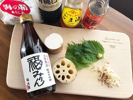 今回は、そんな本みりんを使った料理「蓮根と長芋のつくね」をご紹介します
