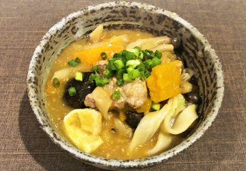 山梨県「富士の国やまなし館」で見つけた『あわび煮貝』『甲州ワイン』『ほうとう』『くろ玉』