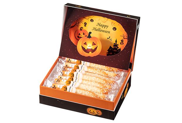 ヨックモックからは、「TRICK or YOKUMOKU ??」をテーマにした目にも楽しいクッキーセット『ハロウィン シガール』と『ハロウィン アソート』が発売されました。