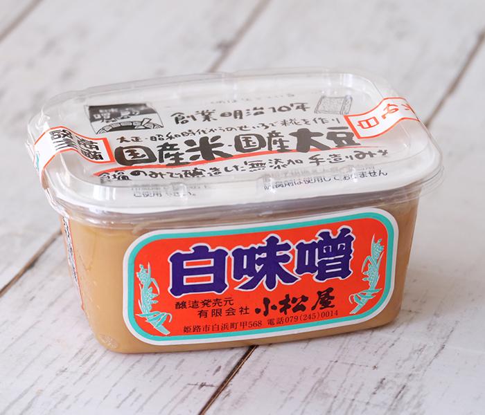 白味噌/小松屋