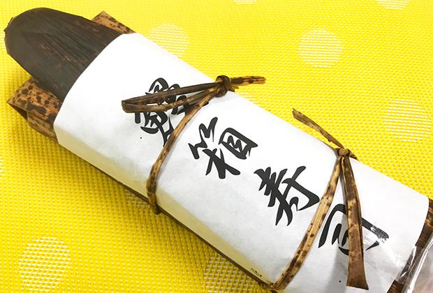 純国産! 愛知県産の鰻を1本1本備長炭で焼き上げているという、箱寿司!