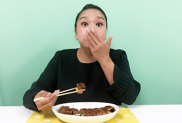 とにかく肉厚で、うなぎを食べたい欲求が、一気に満たされる存在感!