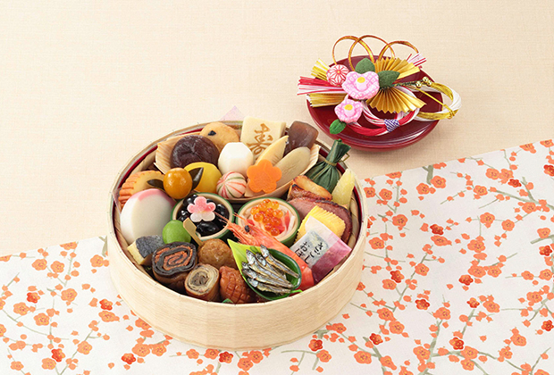 京都のおばんざい屋さんが作る、彩豊かなおせち