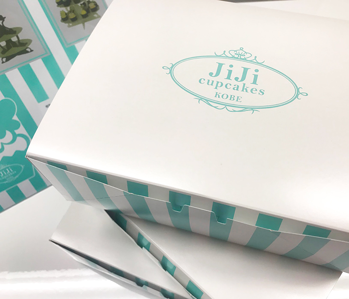 クリスマスカップケーキ スタンドセット/JiJi cupcakes KOBE